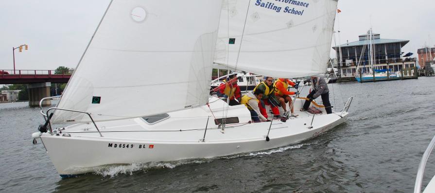 Basic Keelboat / Sailing Fundamentals 2-Weekend | jworldannapolis.com